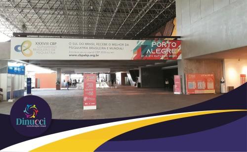 Congresso de Psiquiatria - RioCentro